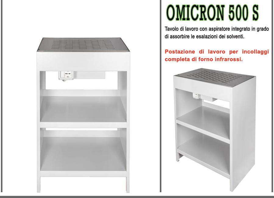 OMICRON 500 S
