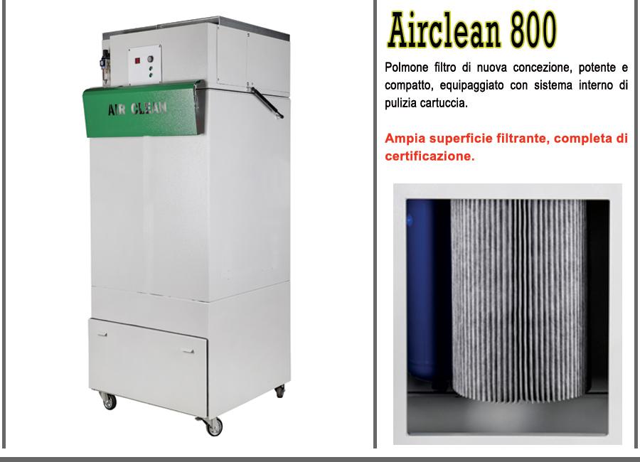 AIRCLEAN 800