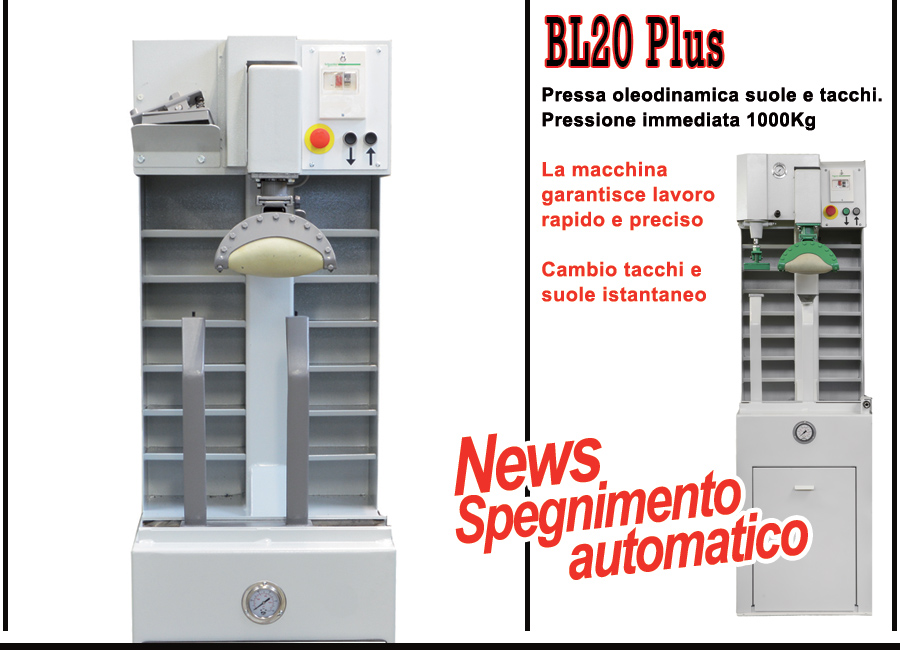 BL 20 Plus
