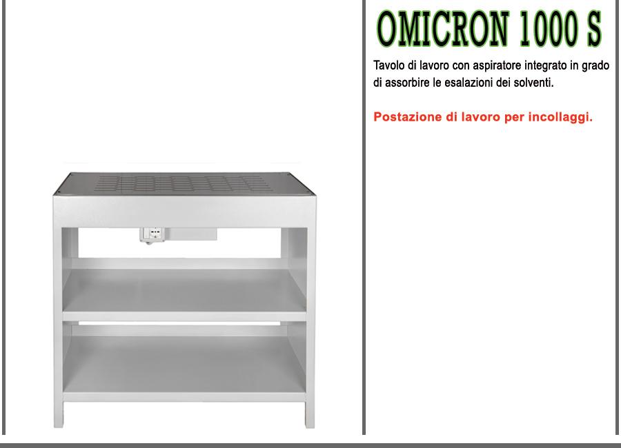 OMICRON 1000 S