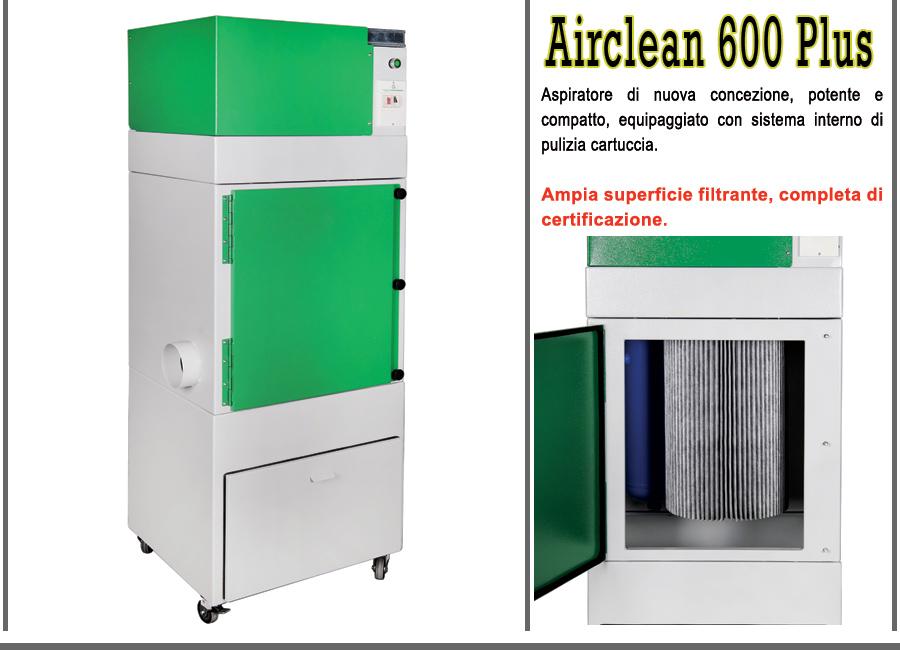 AIRCLEAN 600 Plus