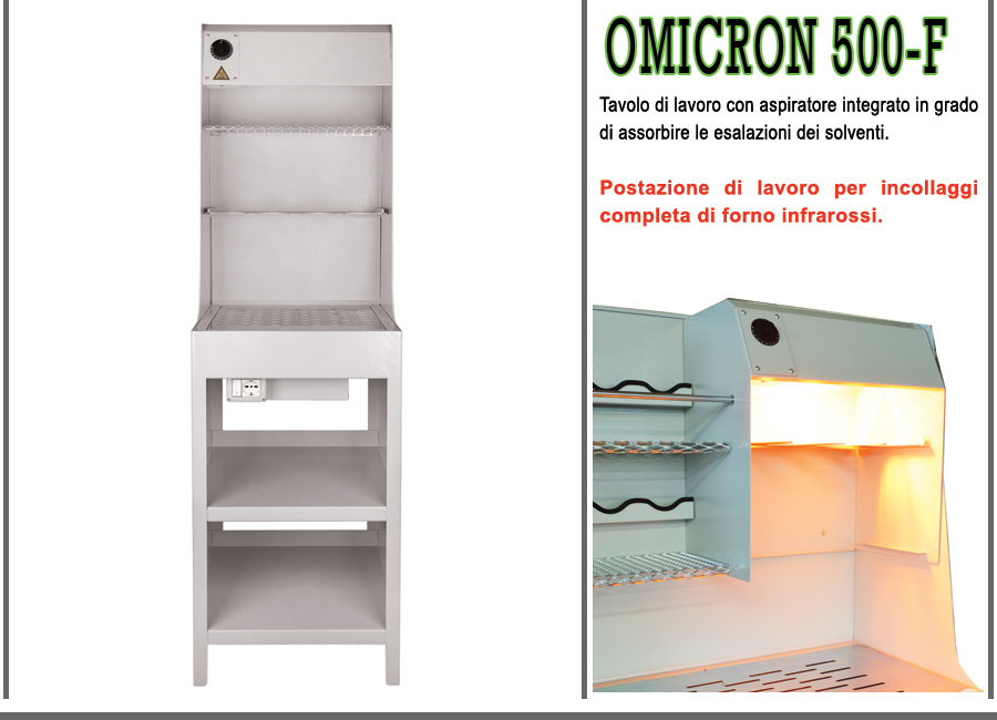OMICRON 500 F