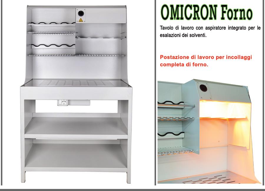 OMICRON FORNO