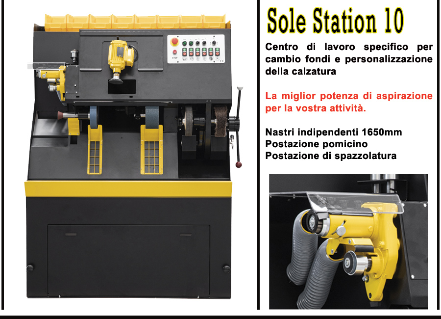 SOLE STATION 10