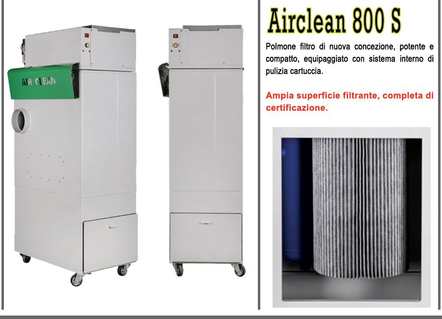 AIRCLEAN 800 S