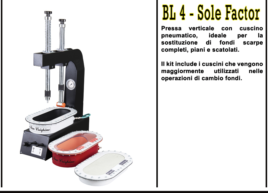 BL 4 Sole Factor